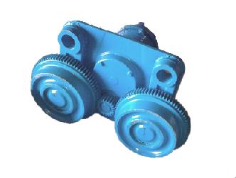 механизм передвижения тельфера