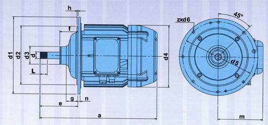 двигатель серия КГ